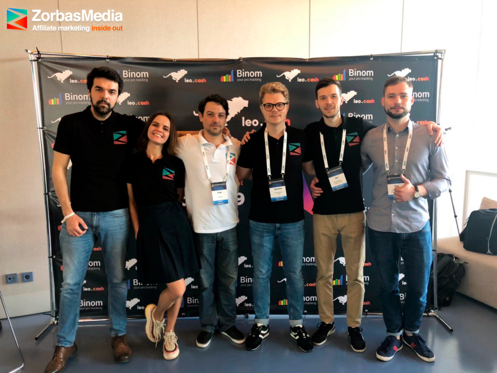 ZorbasMedia team at TES 2019 conference! - ZorbasMedia