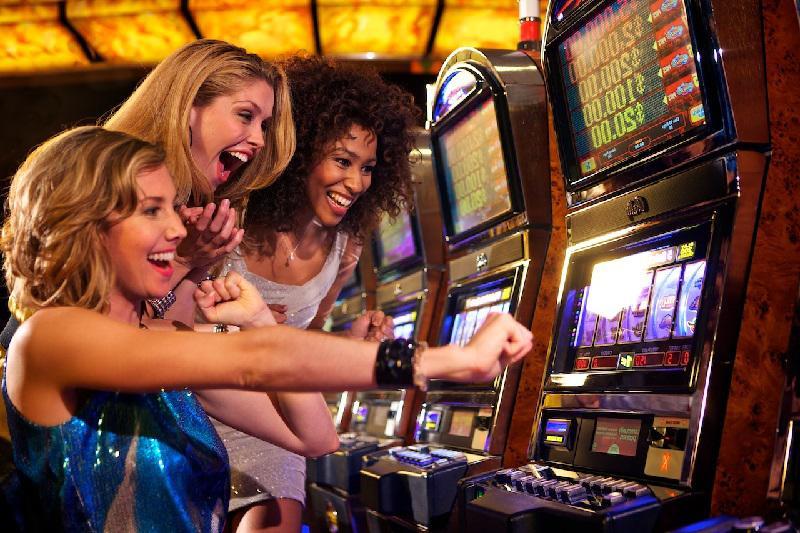 Лудоманы в казино